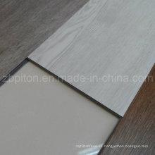 Instalación fácil Click PVC Vinyl Flooring