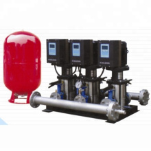 PC control frequency conversion water supply equipment