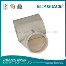 Коррозионно-стойкий воздушный фильтр PPS фильтровальный мешок