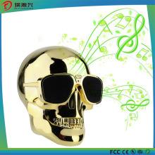 Cool Skull Wireless Bluetooth Speaker