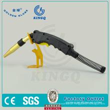 Kingq Panasonic 200 MIG pistola com ponta de contato, bocal