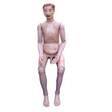 Muñeca de entrenamiento de enfermería de alta calidad (masculino)