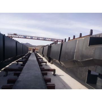 Q235 Сборная бетонная T-образная балка