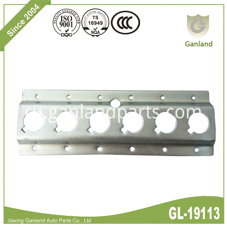 Steel Trailer Track Strip GL-19113