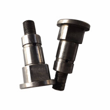 Piezas de metal de mecanizado CNC de acero inoxidable personalizadas / fábrica de mecanizado CNC