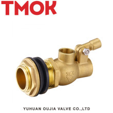 High quality Toilet Nickel Plated Brass Ball Floating Valve