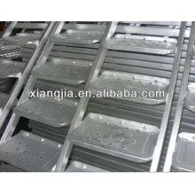 Escada de aço galvanizada do andaime / escada para o sistema do quadro