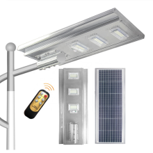 40w60w80w100w120w150w180w integrated all in one solar LED street light