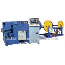 Air conditioning ventilation duct machine