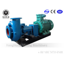 High Capacity Diesel Engine Slurry Pump