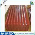 Blue Corrugated Roofing Steel Sheet