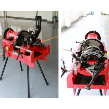 Machine électrique de filetage de tuyau de la puissance 1224 avec des matrices de tuyau de 1/2-à 4 pouces