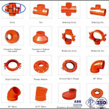 grooved pipe fittings from Hebei Haihao Group