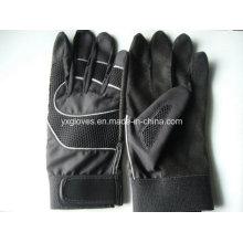 PU Glove-Safety Glove-Weight Lifting Glove-Protective Glove-Baseball Glove