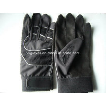 PU Glove-Safety Glove-Weight Lifting Glove-Protective Glove-Baseball Glove