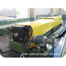 Tuile formant un Type de Machine et descente pluviale Type de tuile acier profileuse, tuyeau machine