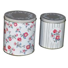 Caixa de lata de embalagem de alimentos