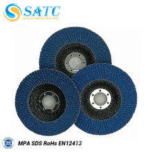 Top Quality Brown corundum abrasive flap discs with good price About