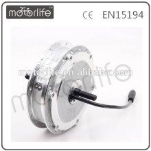 Electric motors for bicycles