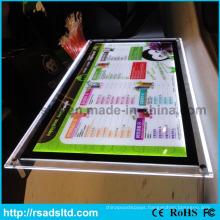 Super Bright Thin LED Crystal Light Box