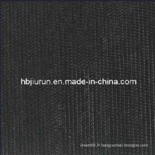 Feuille de caoutchouc NR résistant aux produits chimiques avec tissu impressionné