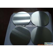6063 t6 disques ronds en aluminium de haute qualité