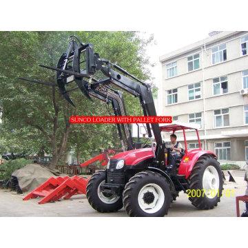 Chargeur frontal pour tracteur TZ10