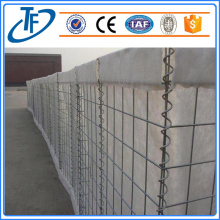 2018 Hot sale high quality galfan gabion