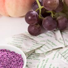 Houseohld Food Fresh-mantendo para absorver o gás etileno