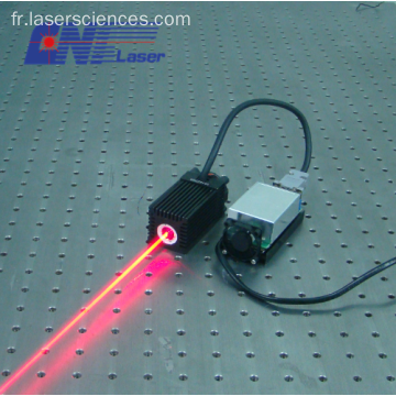 Module laser design ultra compact rouge 655nm diode