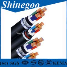 rated voltage 0.6/1kV XLPE PE power cable