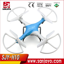 JJRC H10 2.4G 4CH 6 Axis Gyro With Camera 3D Flip RC Quadcopter RTF, Drone