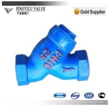 GL11H-16 серо-железный фильтр для водогазопроводной трубы
