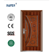 Sell Well Steel Door in Algeria Market (RA-S117)