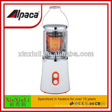 With tip over with timer Ceramic heater with CB CE certificate