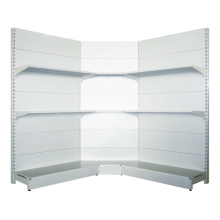 Wall Corner Design Supermarket Gondola Shelving