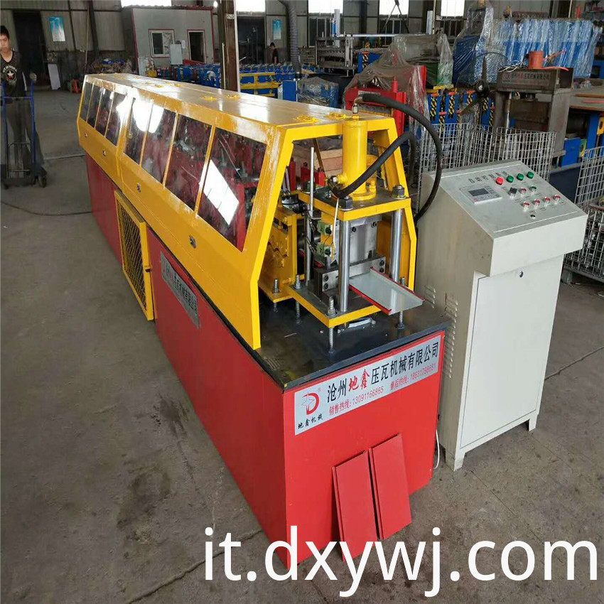 siding panels making machine