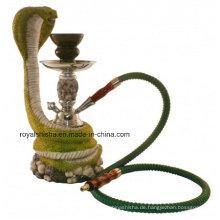 Kleine Harz Kobra Shisha