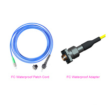 FC al aire libre impermeable Patch Cord