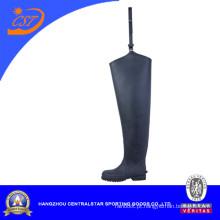 Wader anca de borracha popular para pescar (6695A)