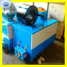 Machine de rabattement de tuyau de 5 pouces Machine de rabattement de tuyau de 6 pouces