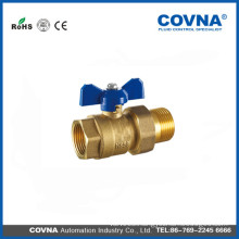 Brass brass gas valve gas ball valve valve for gas stove with great price