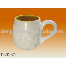(Relief) 350cc Keramikbecher und Tassen