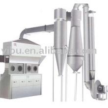 XF Horizontal Fluidizing Dryer usado em produtos químicos