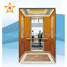Venta de Ascensor de pasajeros residencial (cabina de madera de patrón)