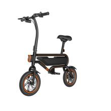 Bicicletas elétricas para adultos com pneus gordos de 12 polegadas
