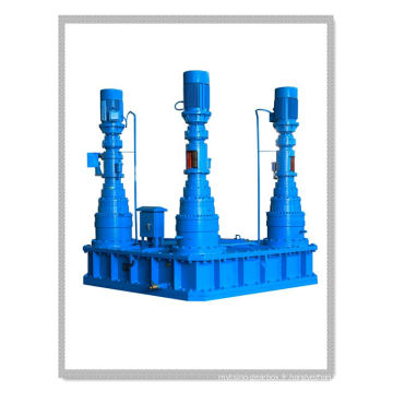 Hft Gold Copper Mine Concentration Plant Thickener Drive avec Rake