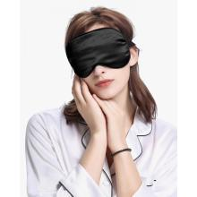 Máscara de Seda Sleep 19 MM Luxo 100% Mulberry Anti-Aging Skin Care Multi Colors Ultra Soft Light & Bolsa de Viagem Confortável