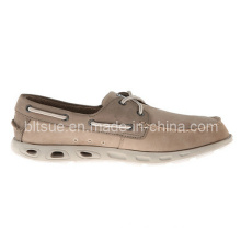 New Arrival Fashion Leather Boat Shoes for Supplier