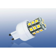 Lámpara LED G9